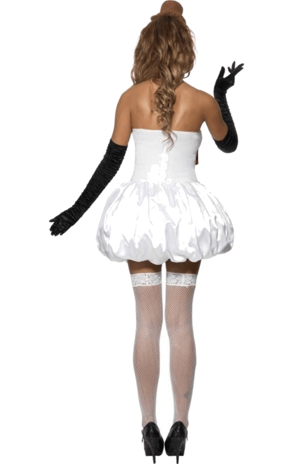Adult Sexy Snowman Costume
