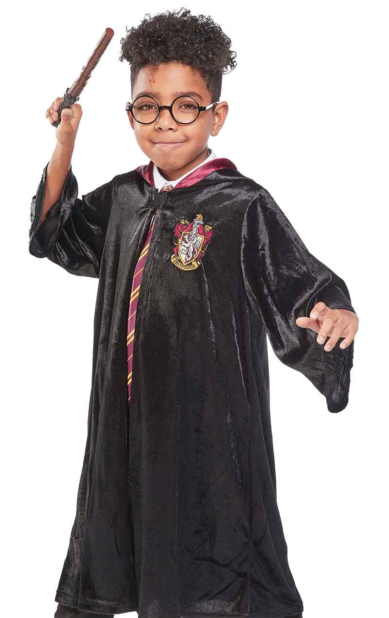 Kids Harry Potter Wizard Costume