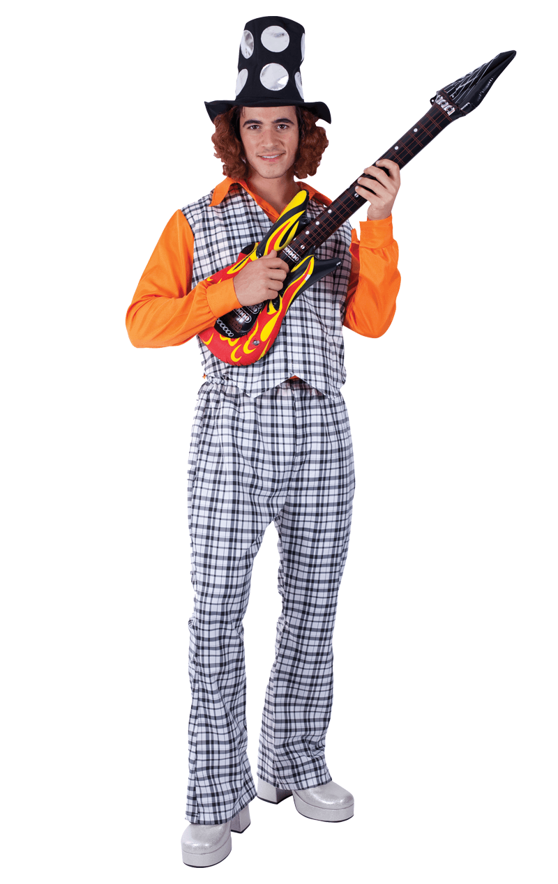 Mens Slade Noddy Holder Costume