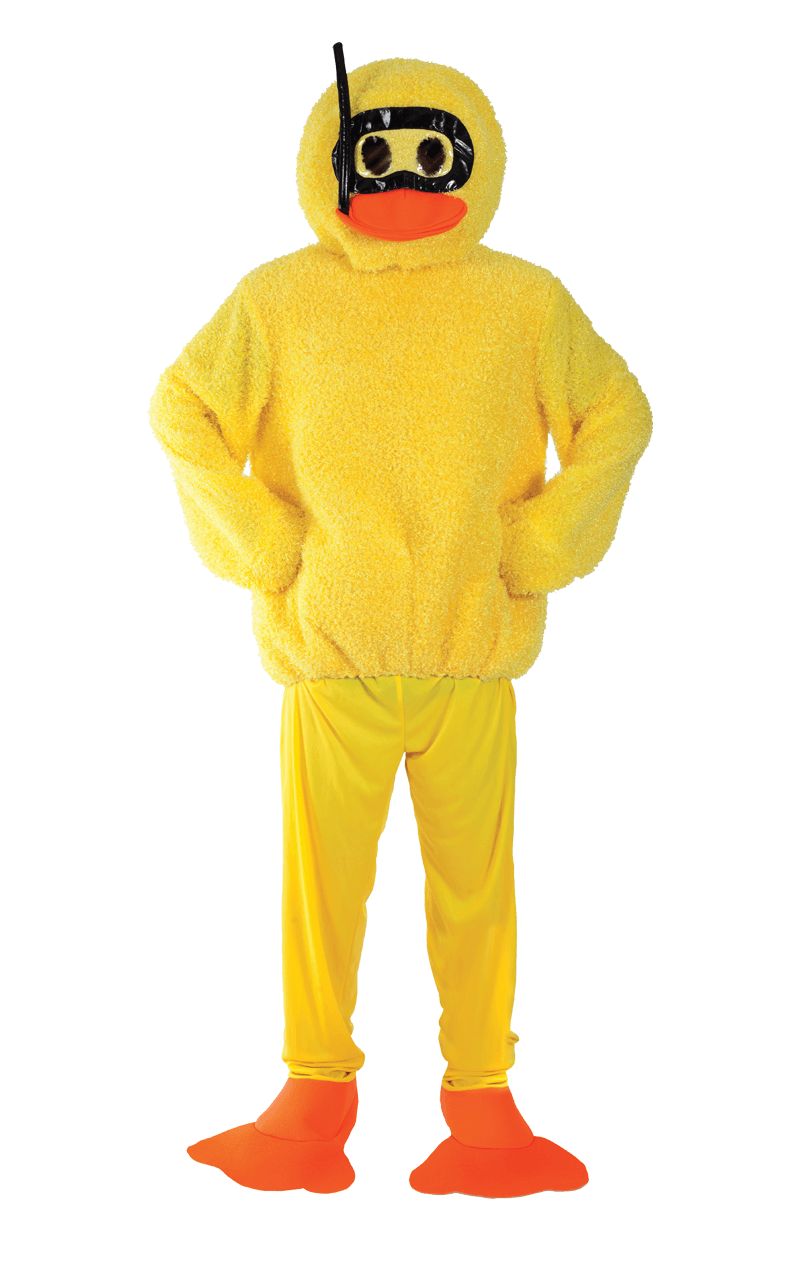 Adult Bath Duck Costume