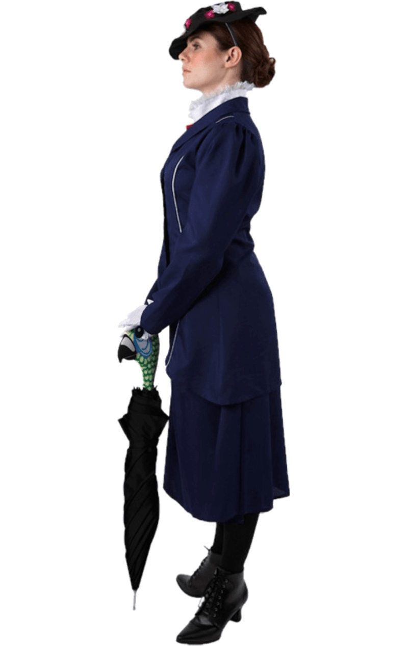 Womens Mary Poppins Movie Costume