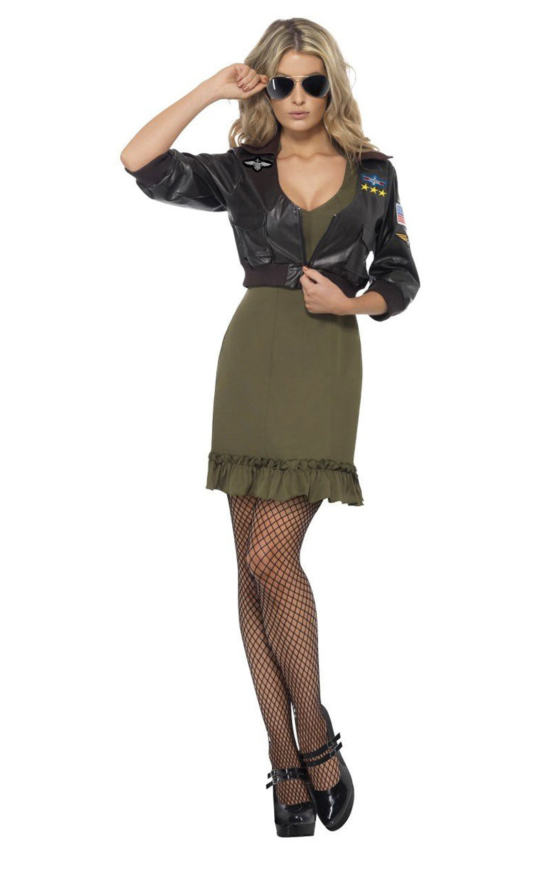 Top Gun Dress Costume