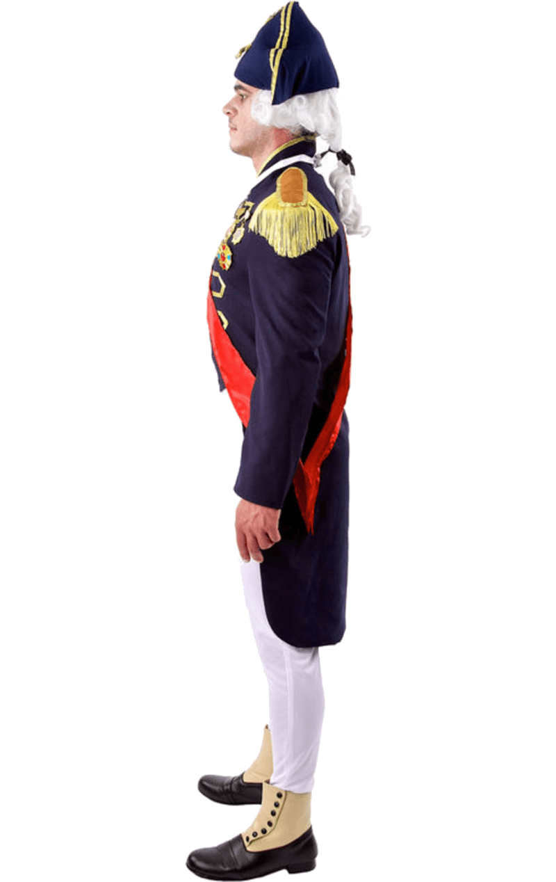 Adult Lord Nelson Costume