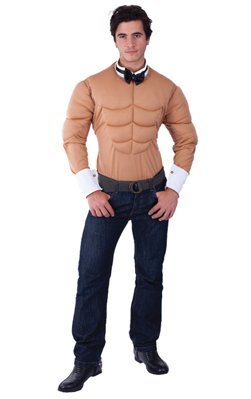 Adult Muscle Stripper Costume