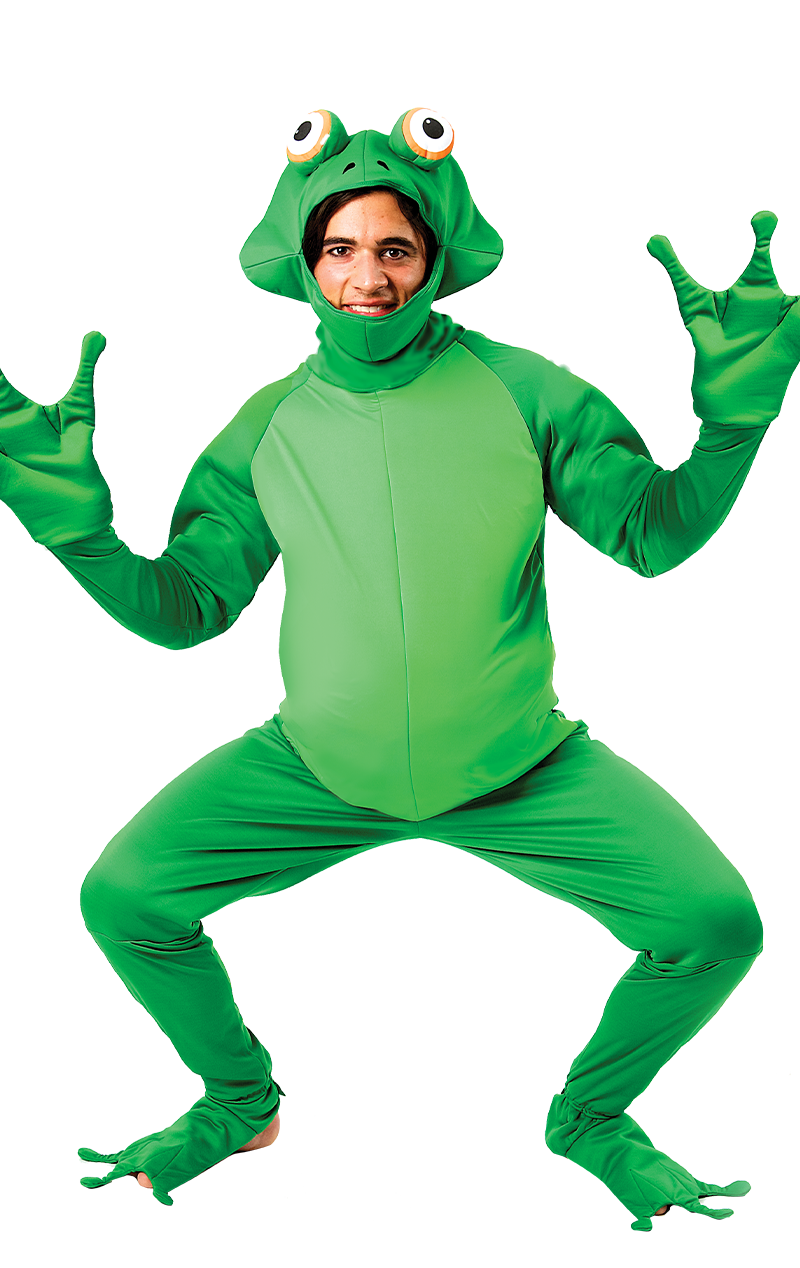 Adult Frog Costume