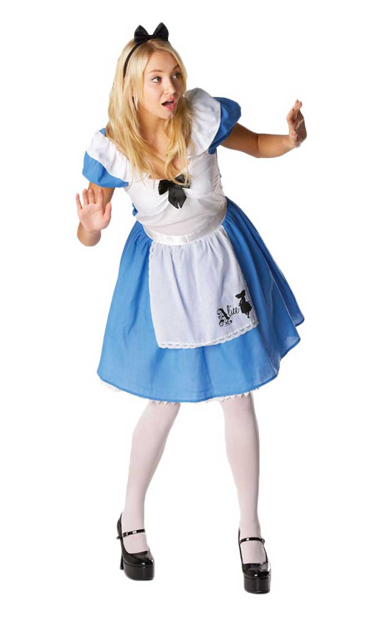 Adult Disney Alice in Wonderland Costume