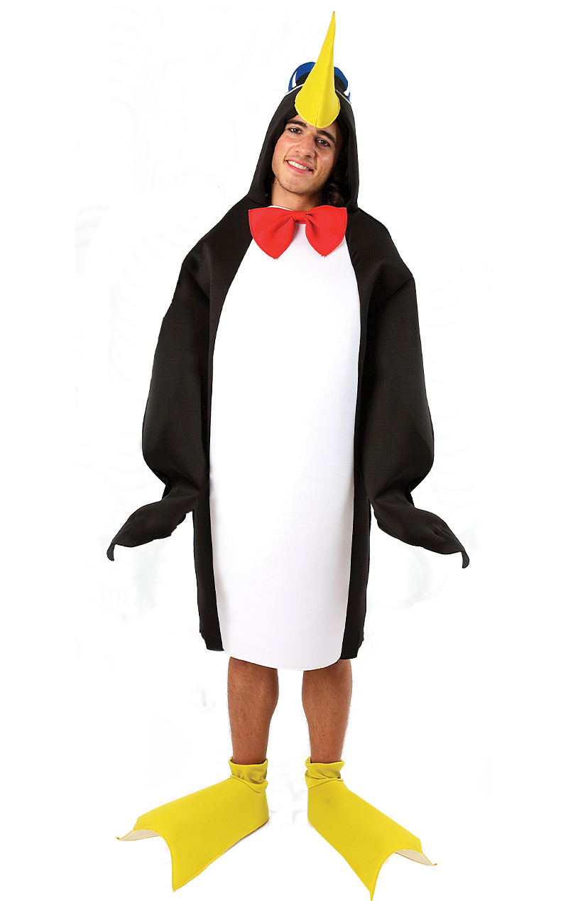 Adult Penguin Animal Costume