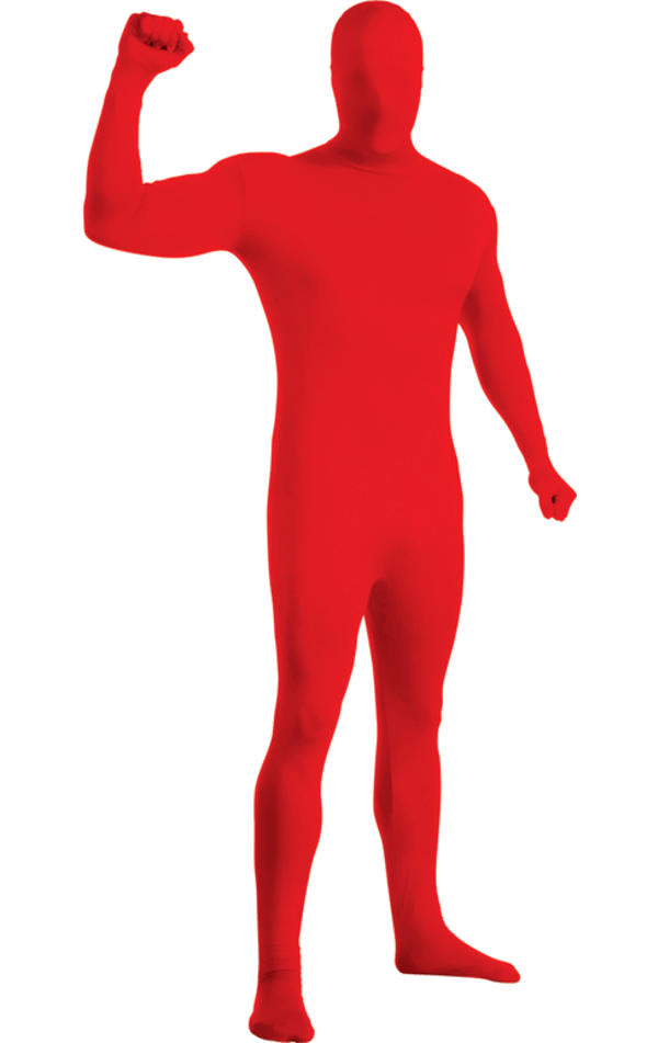Second Skin Suit RED