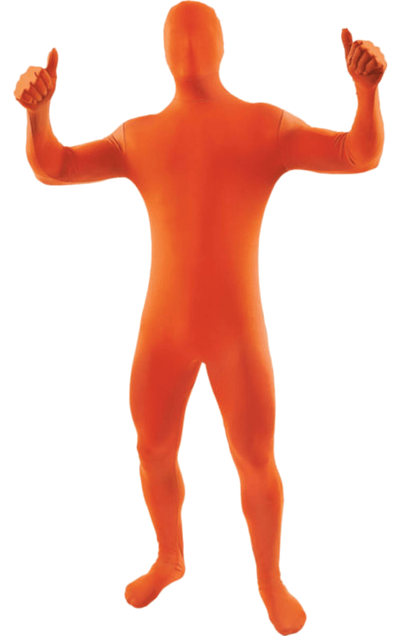 Second Skin Suit ORANGE