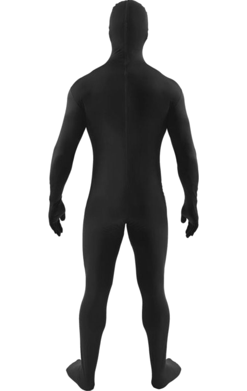 Second Skin Suit BLACK