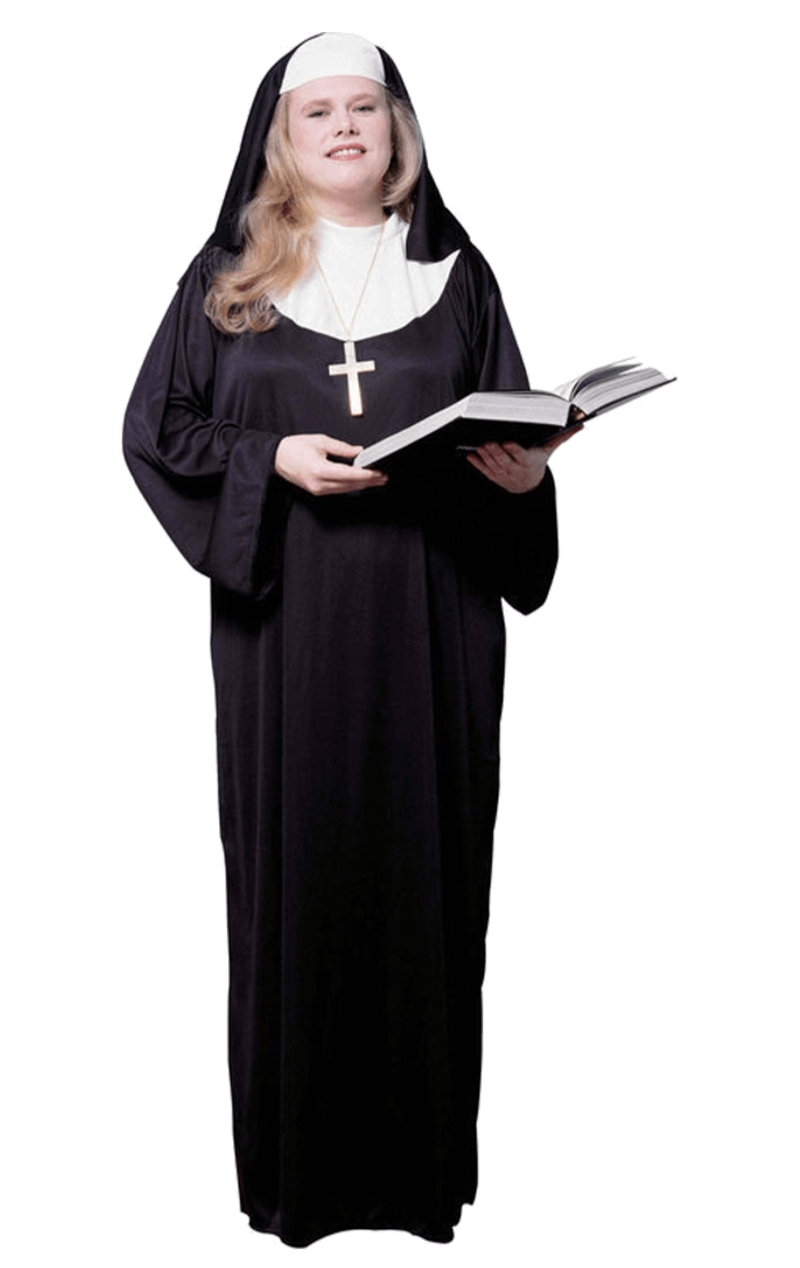 Nun Outfit (Plus Size)