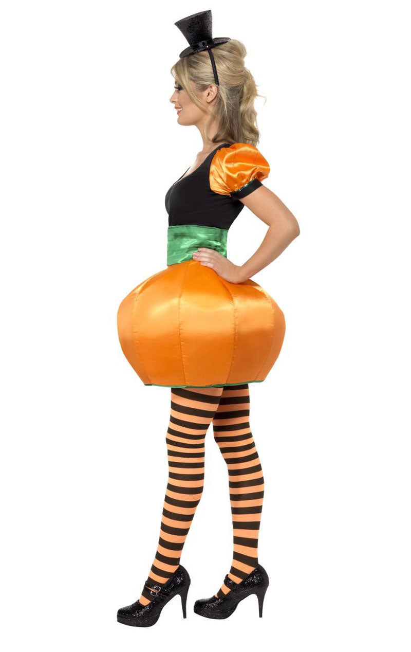 Womens Pumpkin Costume