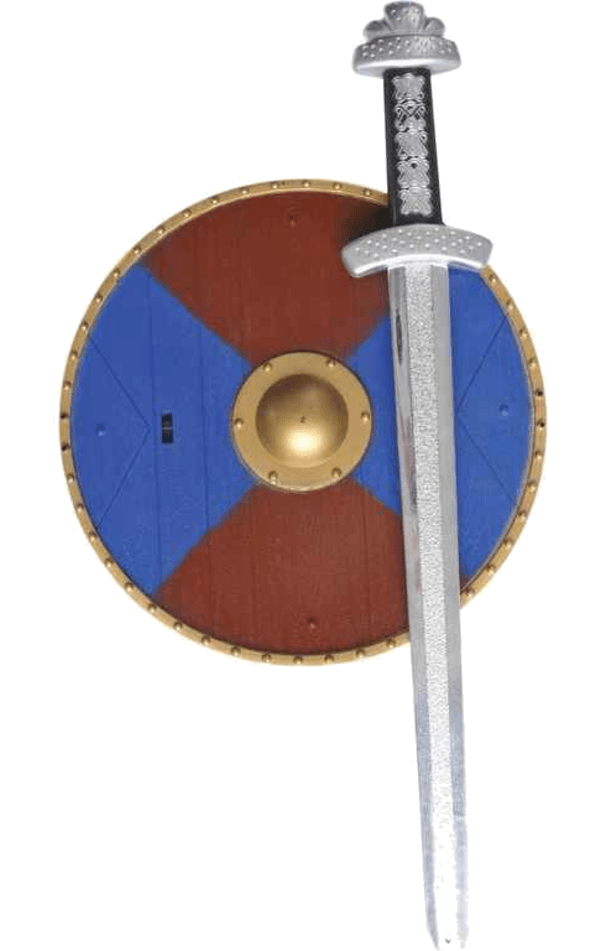 Kids Medieval Sword and Shield
