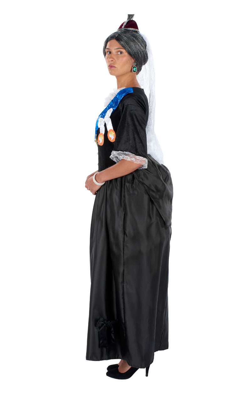 Adult Queen Victoria Costume