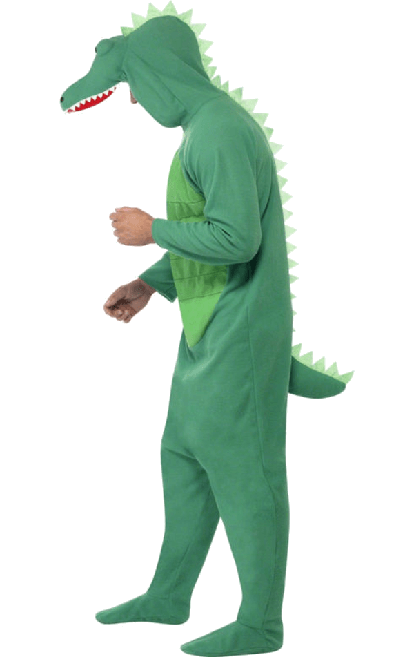 Adult Crocodile Onesie Animal Costume