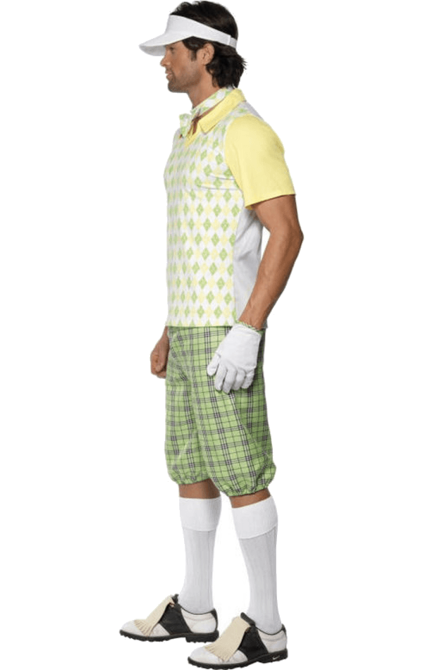 Male Golf Costume