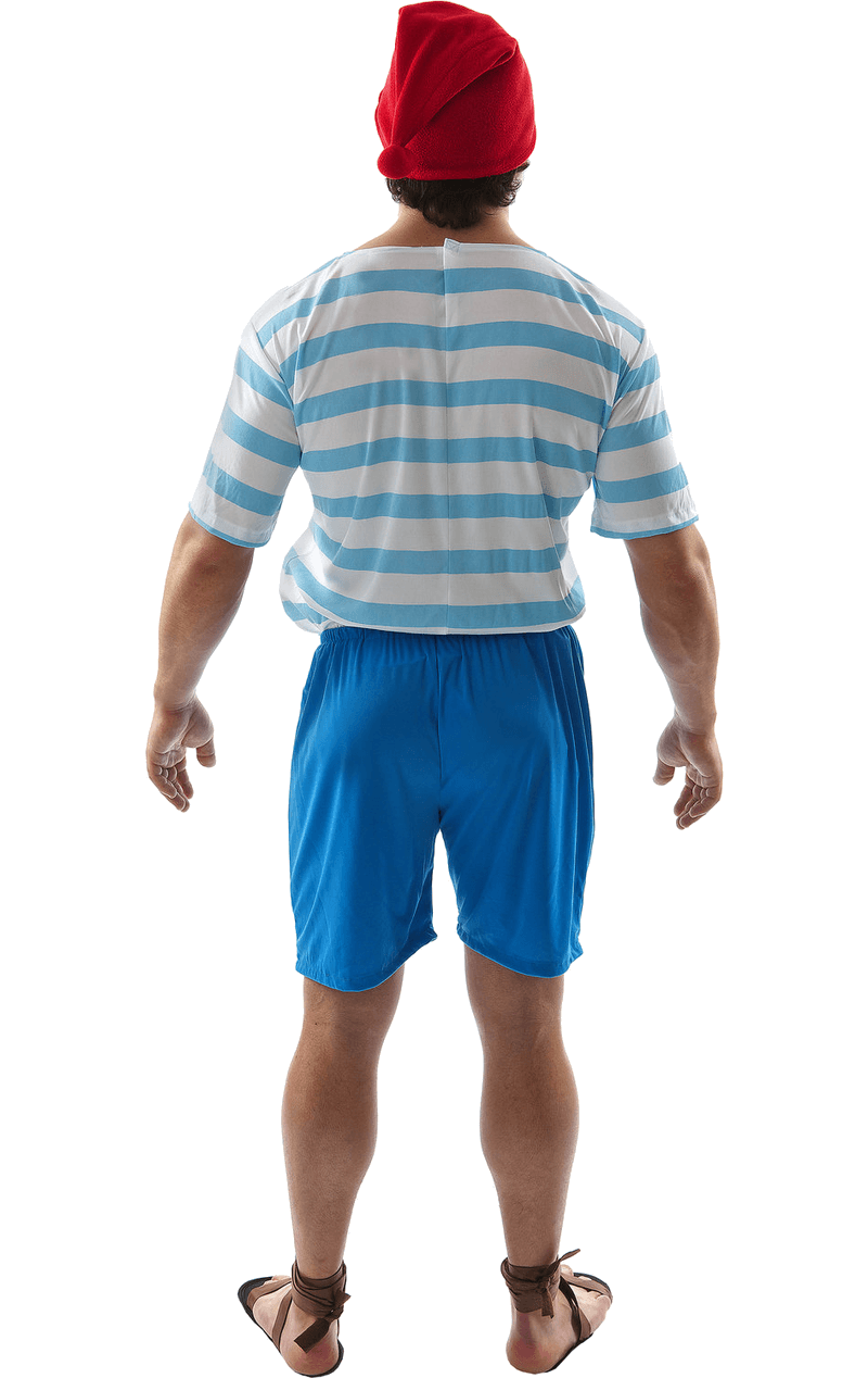Mens Mr. Smee Costume