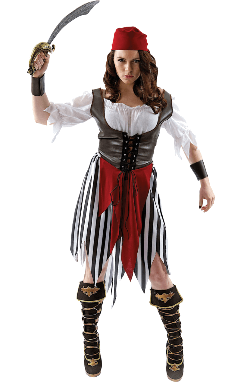 Adult Pirate Lass Costume