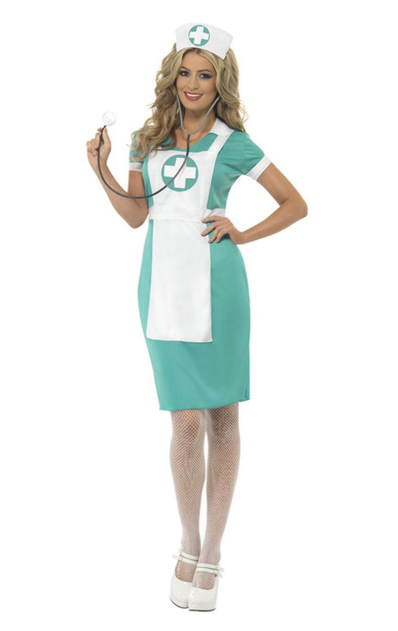 Nurse Scrubs Costume