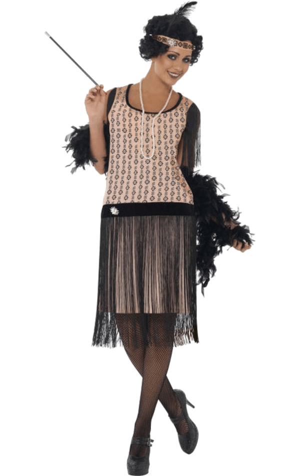 Flapper Girl Outfit