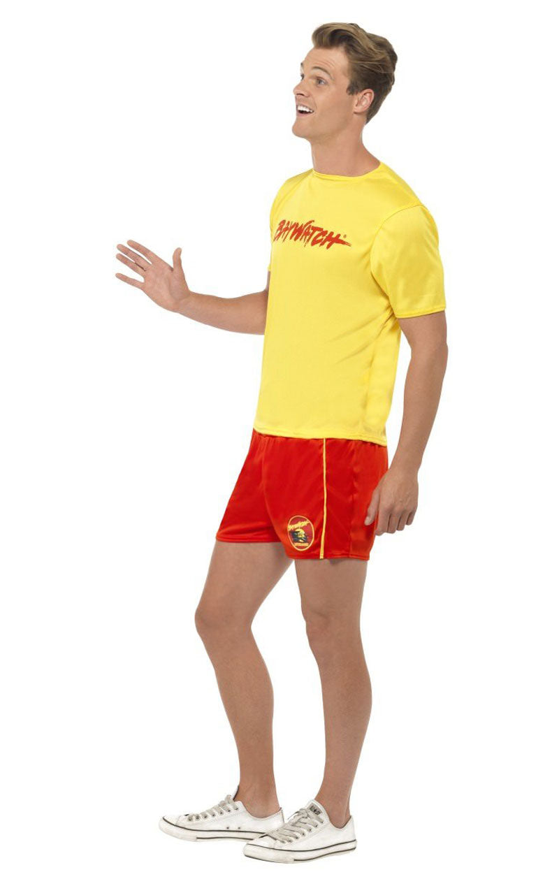 Mens Baywatch Beach TV Costume