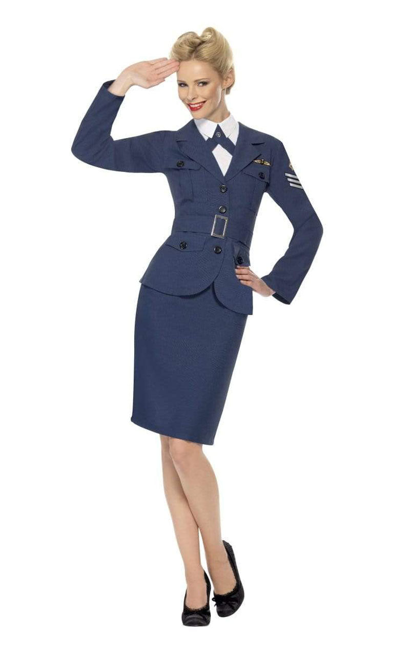 Womens WWII Air Force Uniform