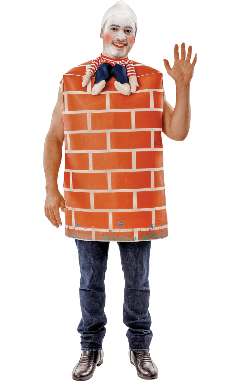 Adult Humpty Dumpty Costume