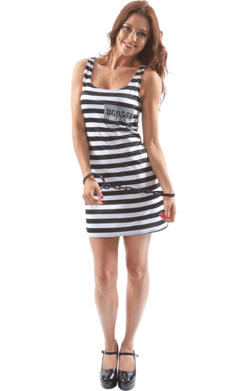 Adult Convict Dress