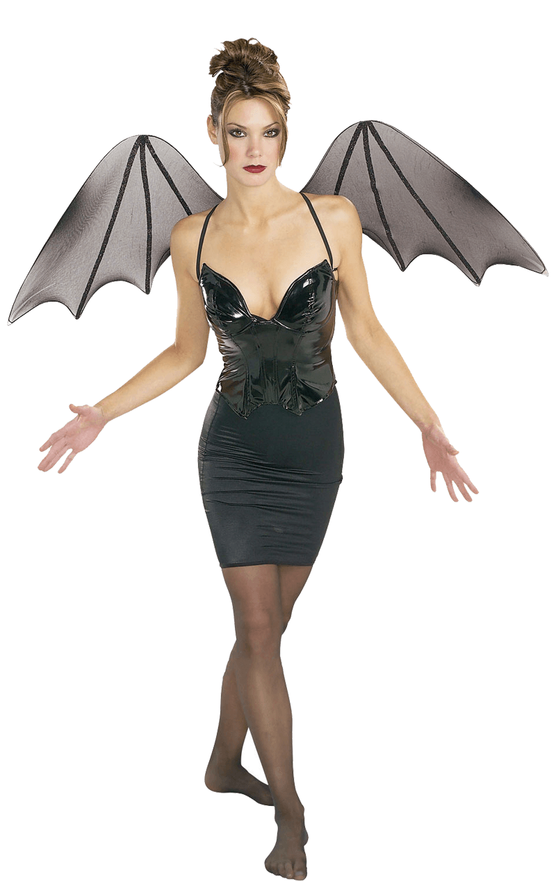 Womens Bat Wings