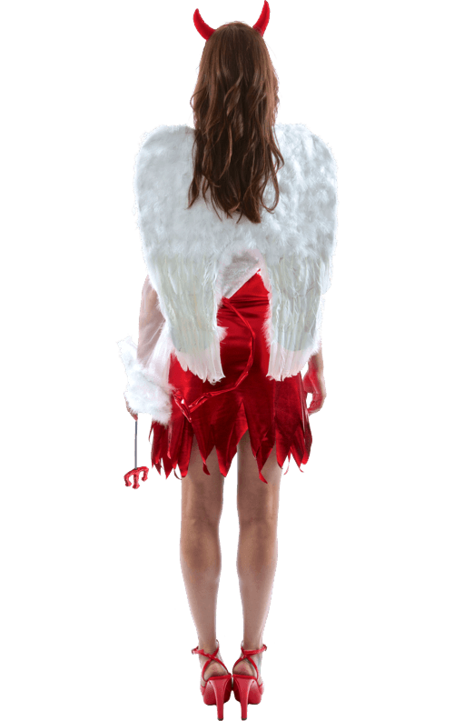 Adult Angel and Devil Costume