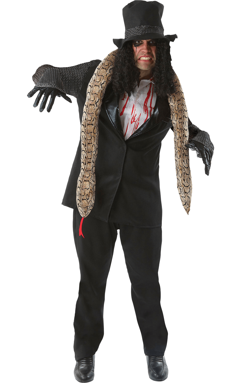 Adult Alice Cooper Rock Star Costume