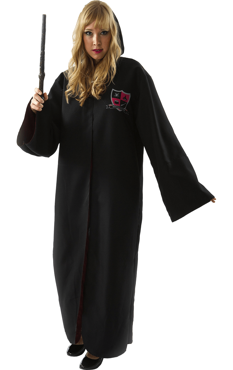 Adult Hogwarts Wizard Robe