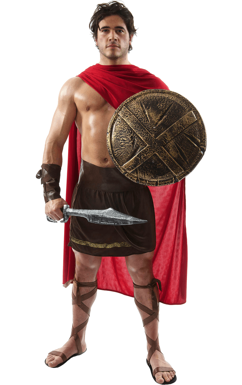 Mens Spartan 300 Film Costume