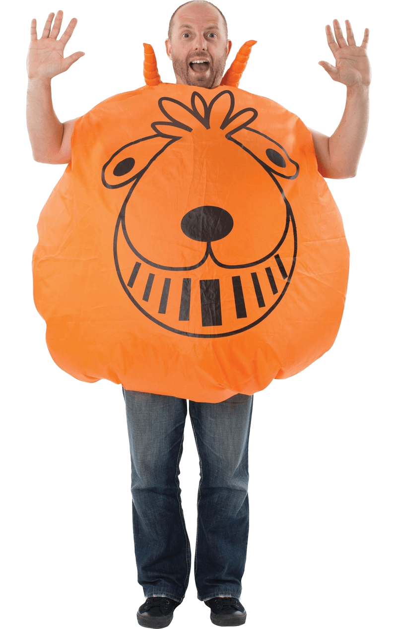 Adult Inflatable Space Hopper Costume