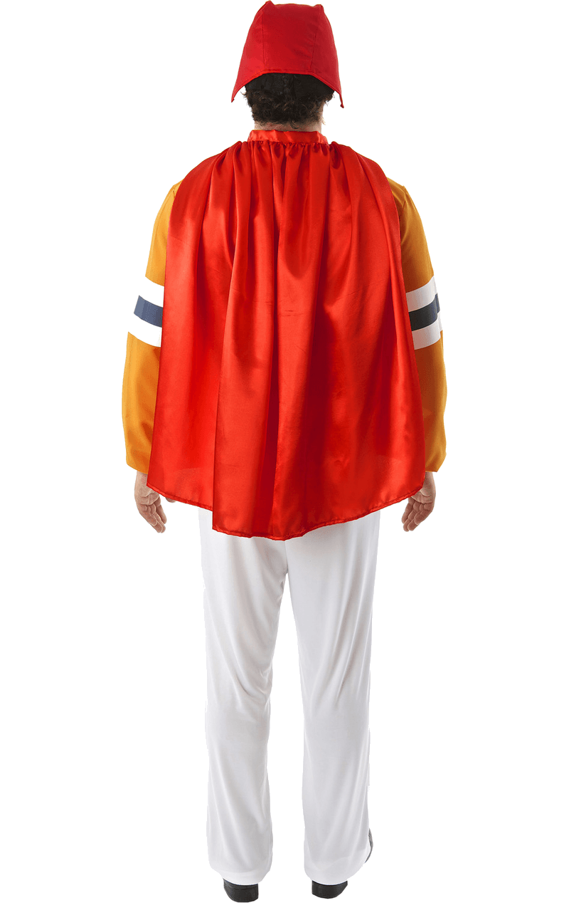 Adult Captain Chaos Costume