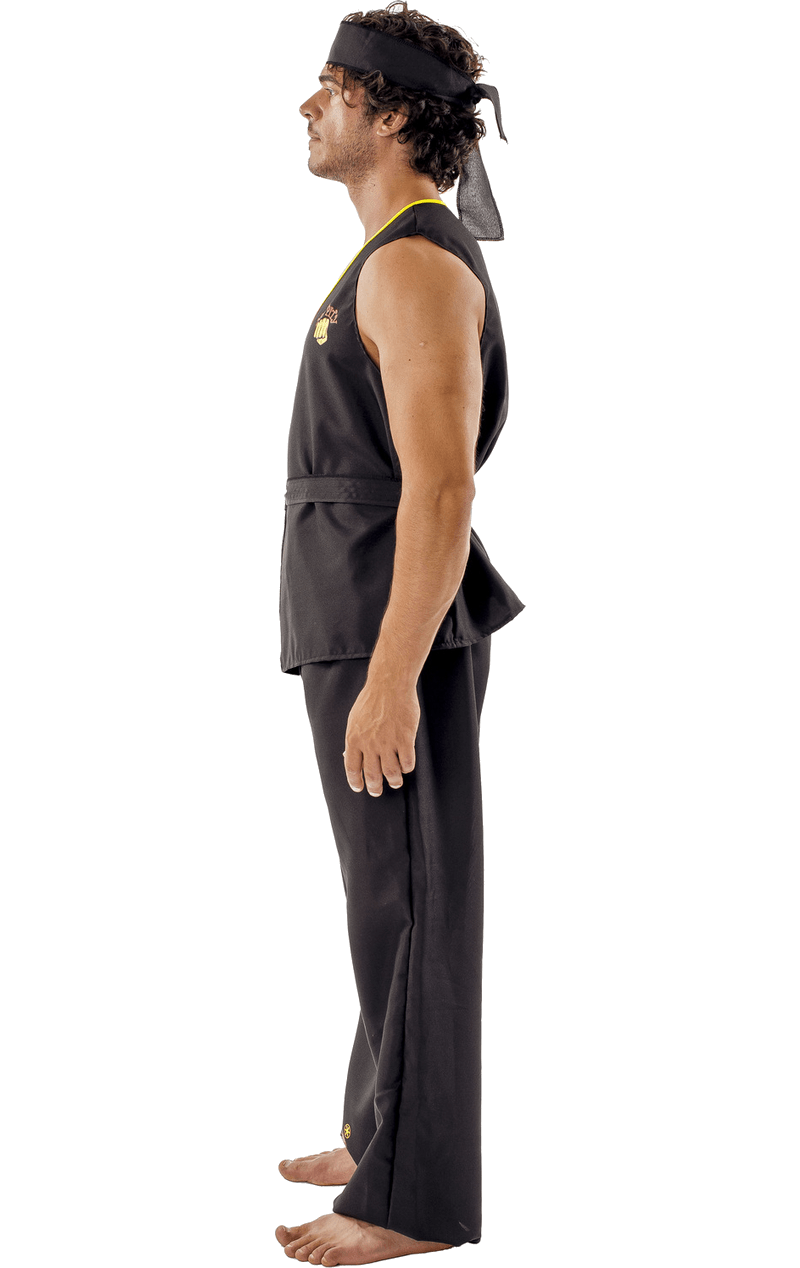 Mens Viper Kai Karate Costume