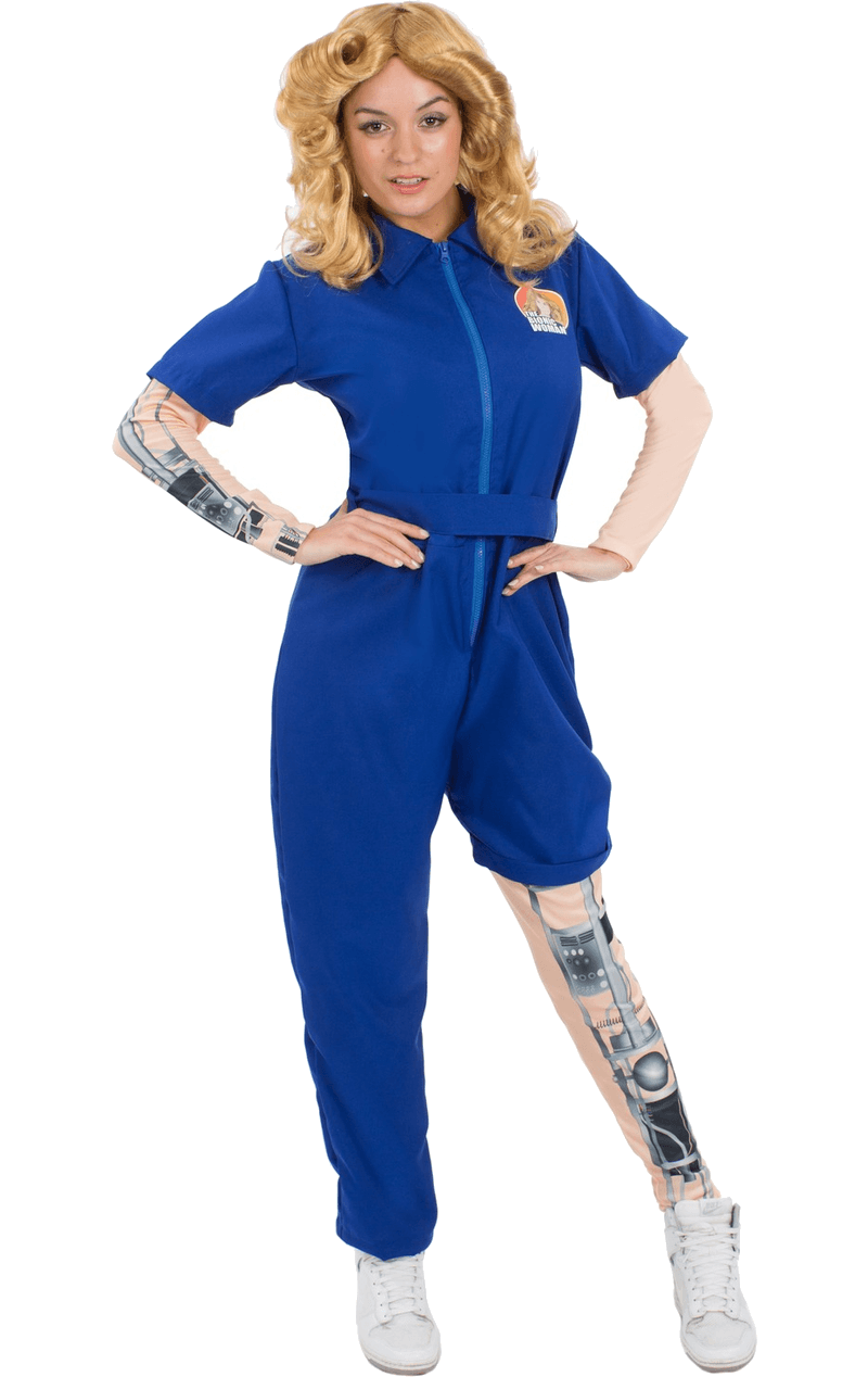 Adult The Bionic Woman TV Costume