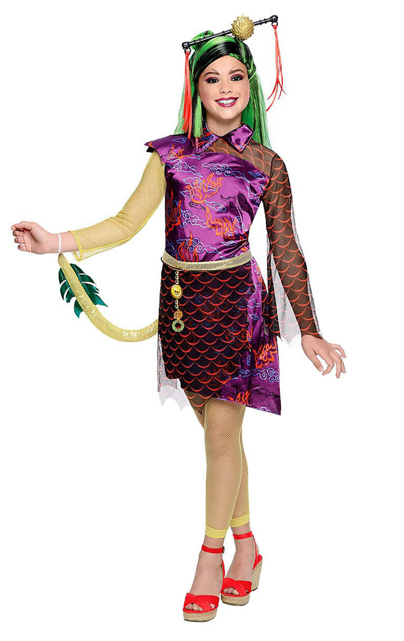 Child Monster High Jinafire Long Costume