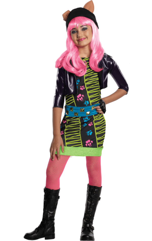 Child Monster High Howleen Wolf Costume