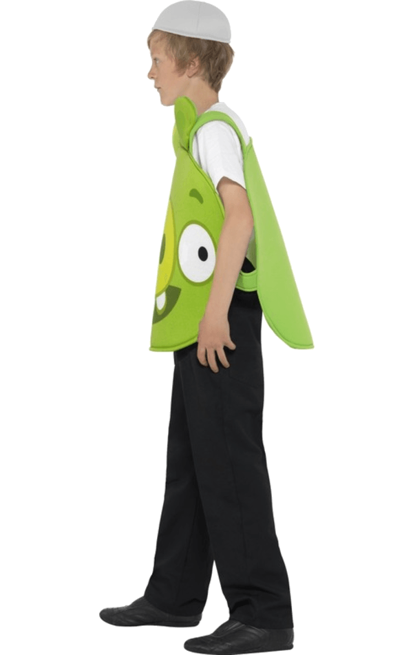 Child Angry Birds Green Pig Costume