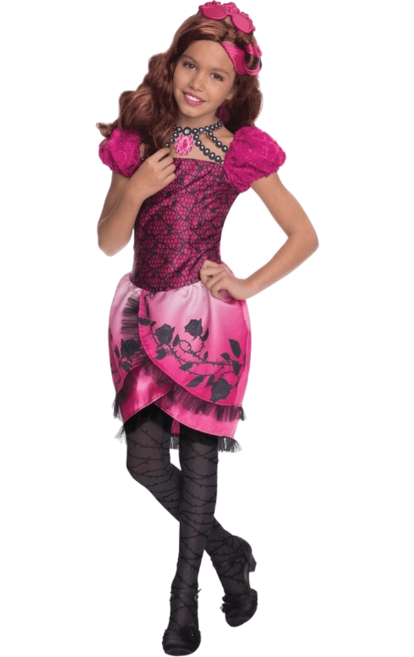 Ever After High Briar Beauty Costume