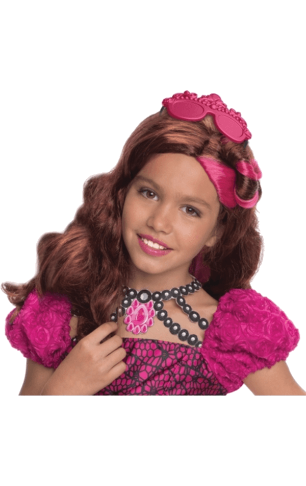 Ever After High Briar Beauty Wig