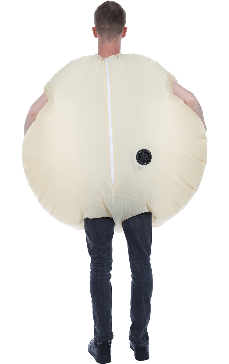 Adult Inflatable Big Tit Costume
