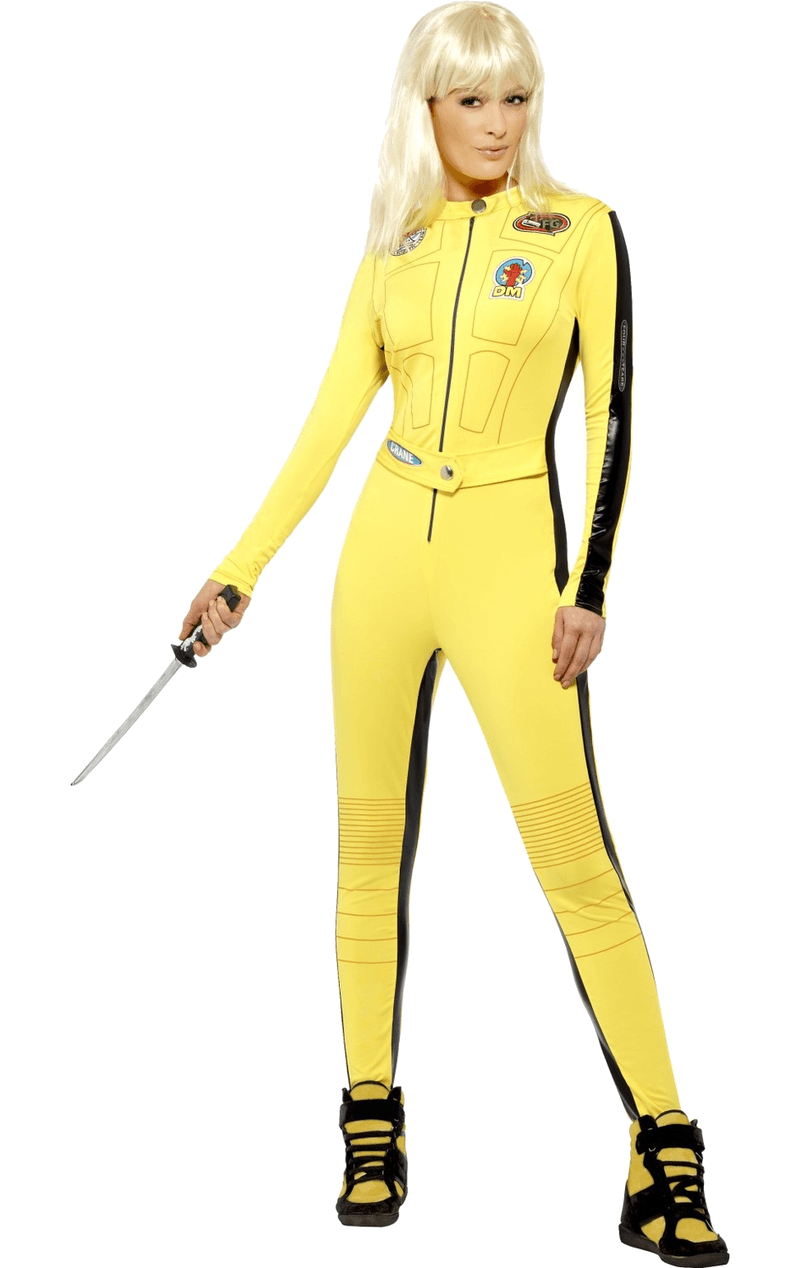 Official Adult Kill Bill Uma Thurman Costume