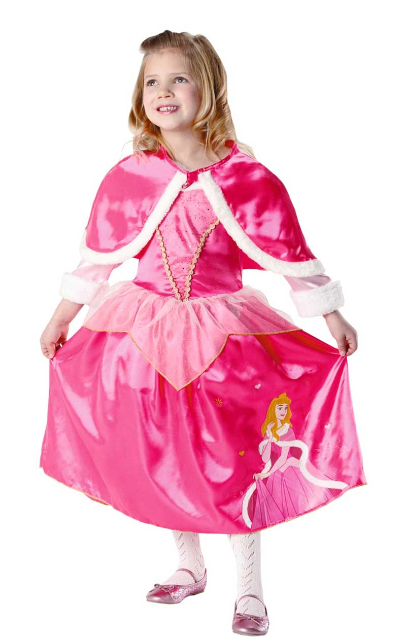 Child Wonderland Sleeping Beauty Costume