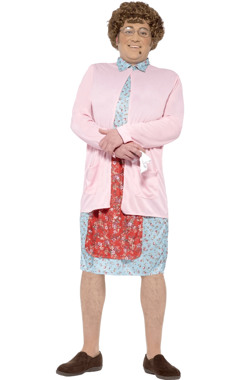 Adult Mrs Brown Costume