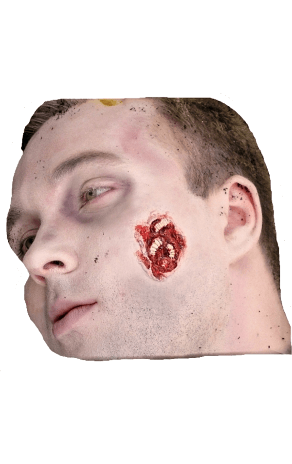Maggots Feast Prosthetic Make Up Kit