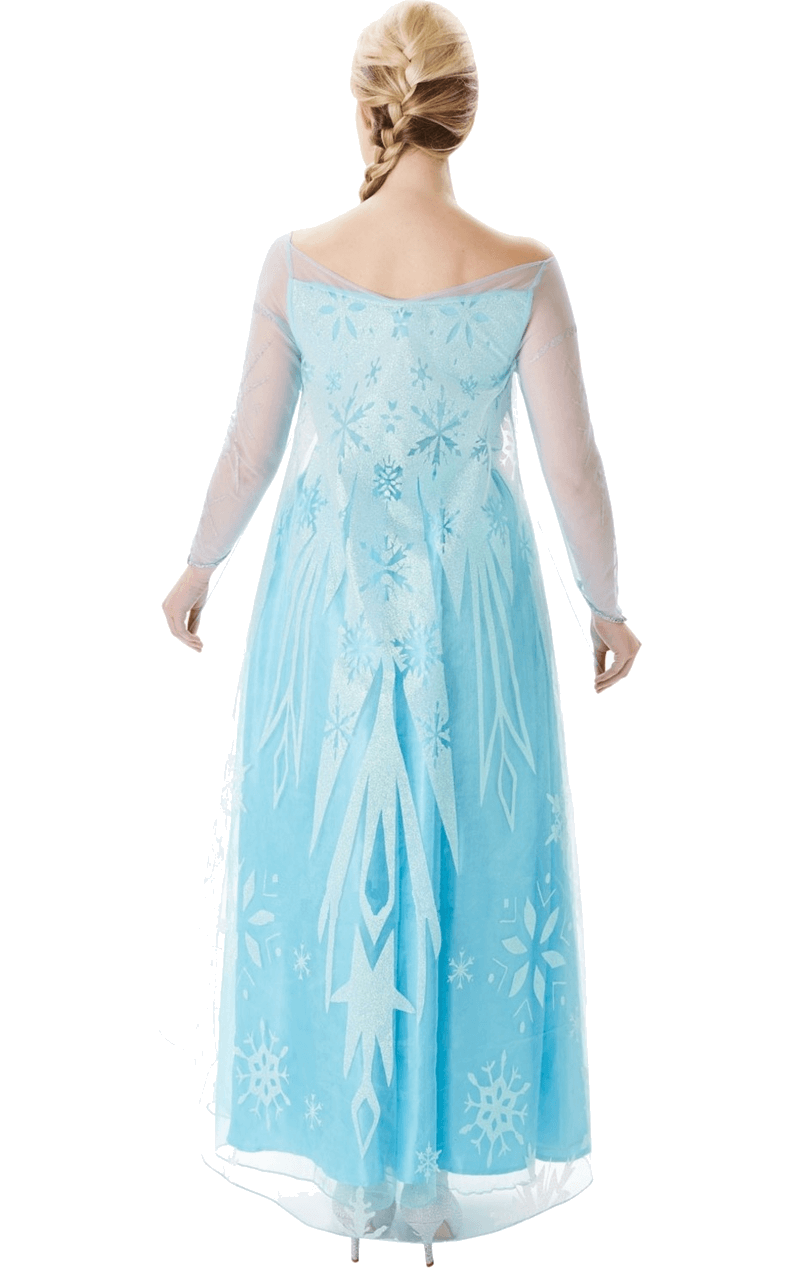 Adult Disney Frozen Elsa Costume