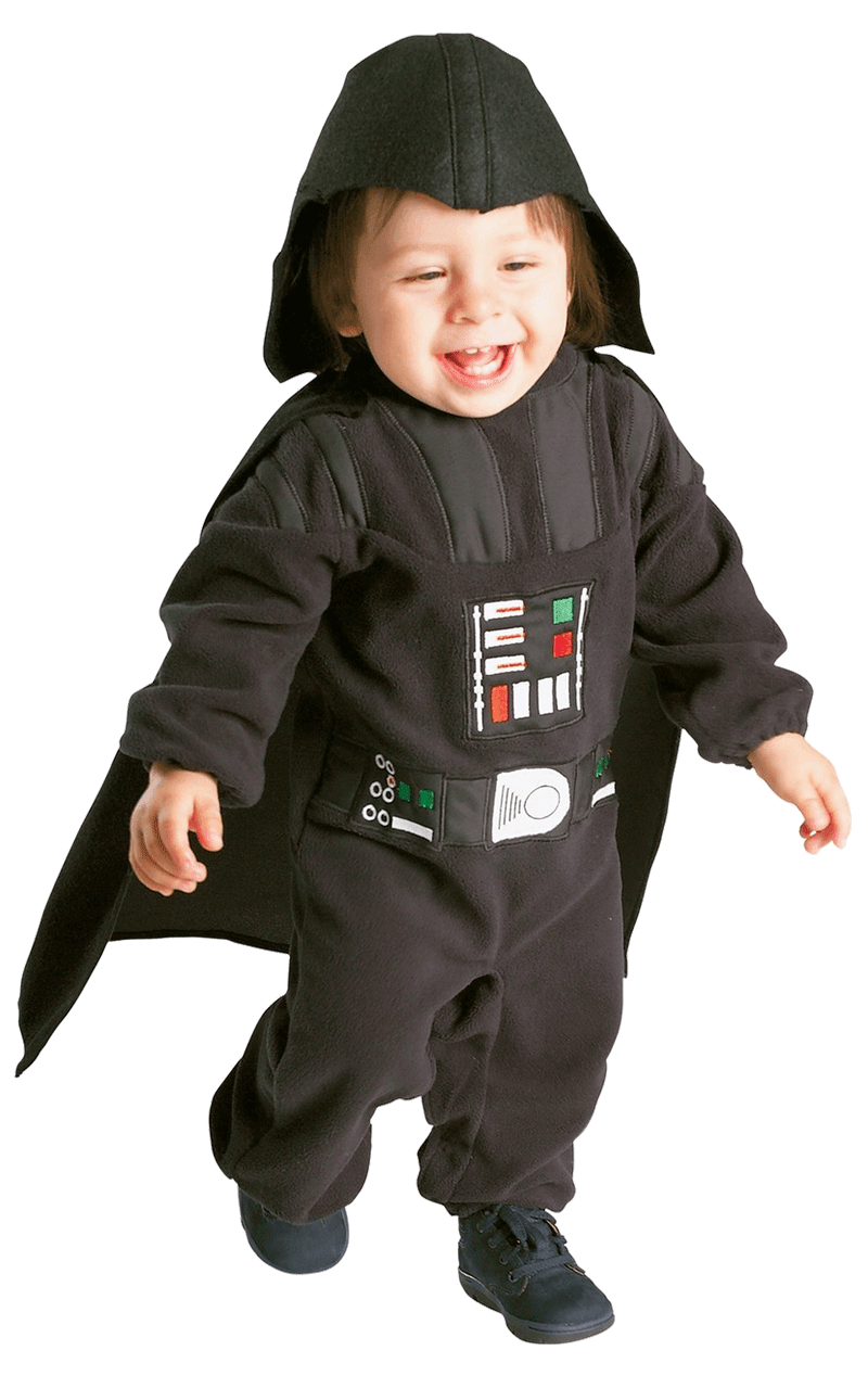 Toddler Star Wars Darth Vader Costume