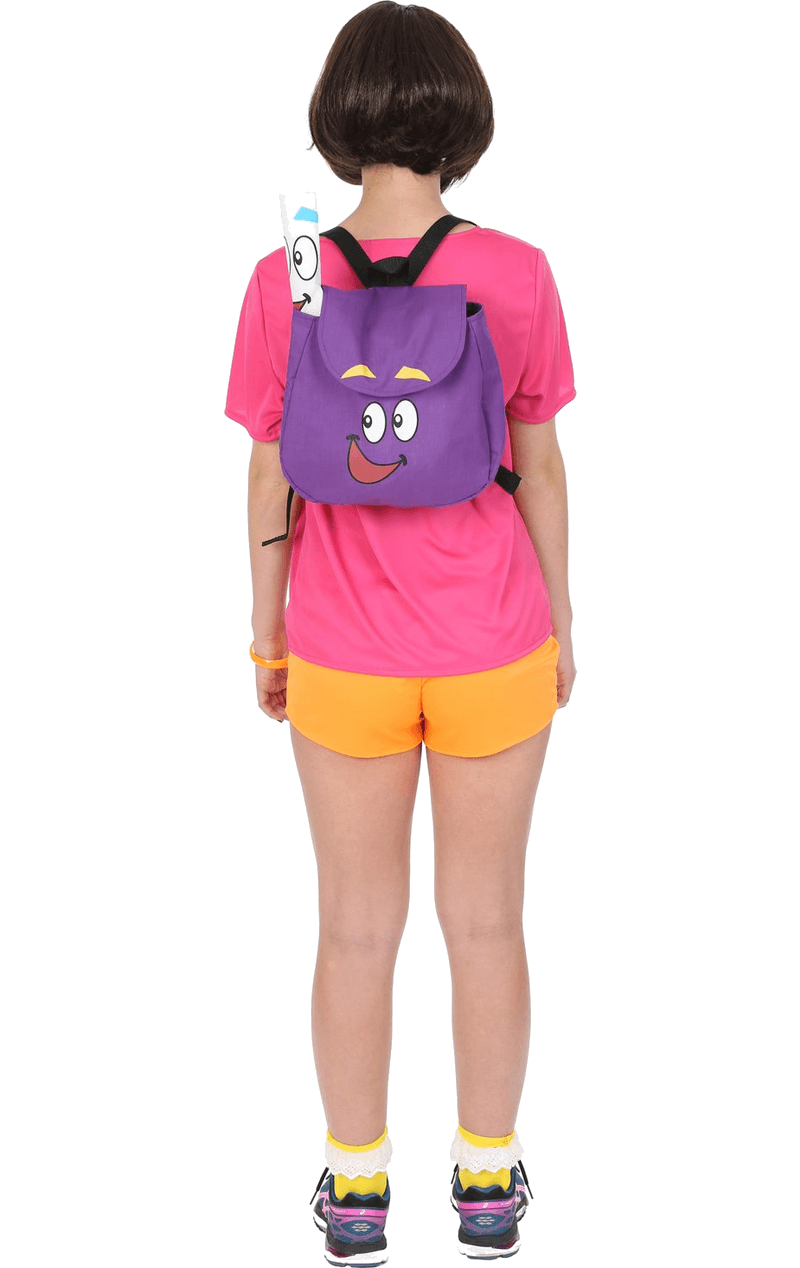 Adult Dora The Little Explorer Costume